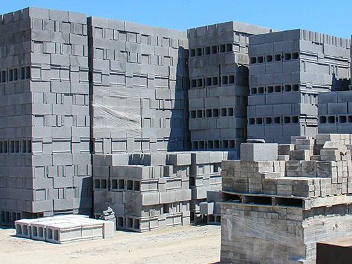 Concrete Masonry Blocks & Cinderblock