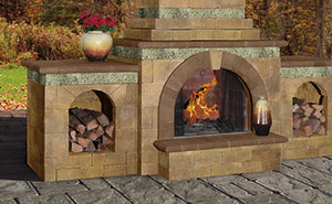 Cambridge Pavingstone Chimneys & Fireplace Materials