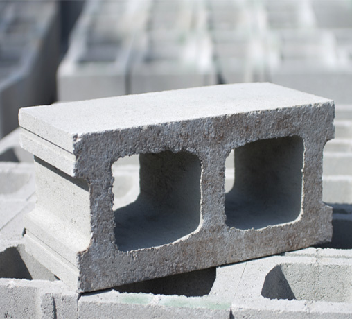 Concrete Masonry Blocks & Cinderblock