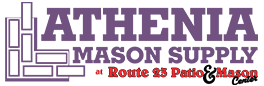 Route 23 Patio & Mason Center Retina Logo
