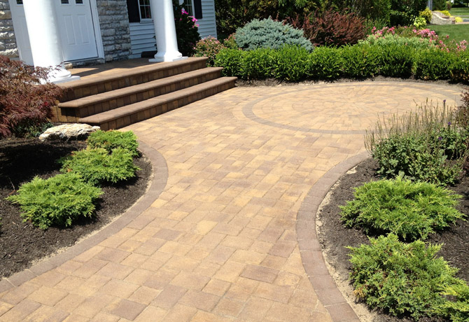 Pavers from Cambridge Pavingstones | Route 23 Patio & Mason Center