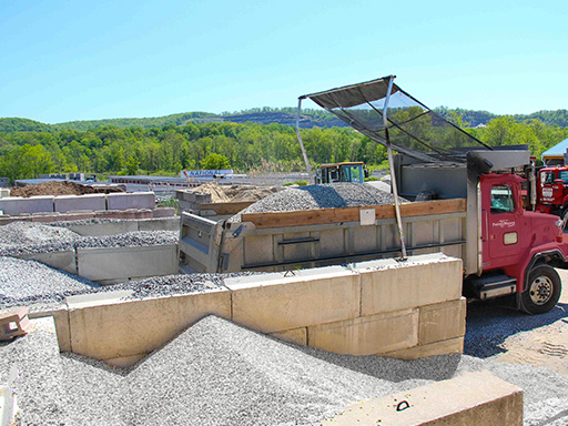 Construction Aggregate, Sand, Stones, and Gravel