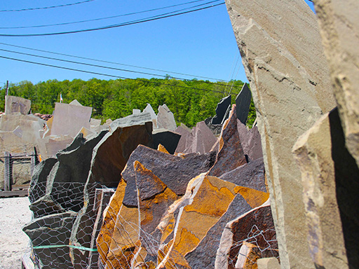 Irregular Stone