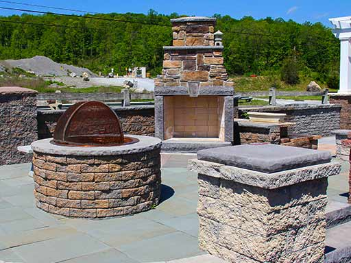 Chimneys & Fireplace Materials
