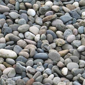 Natural Stone River Rock