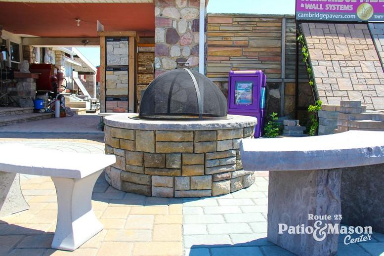 Take a Tour of Route 23! | Route 23 Patio & Mason Center